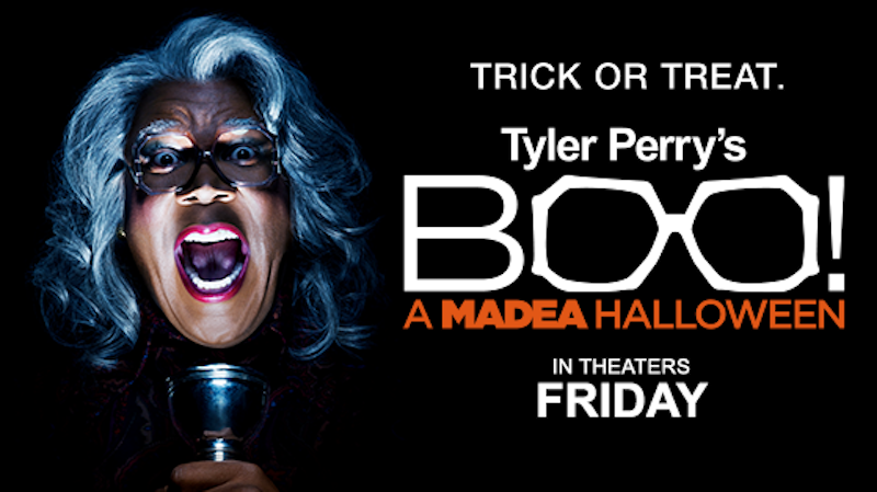 Win Free Movie Tickets to Boo! A Madea Halloween! - Epic Team ...