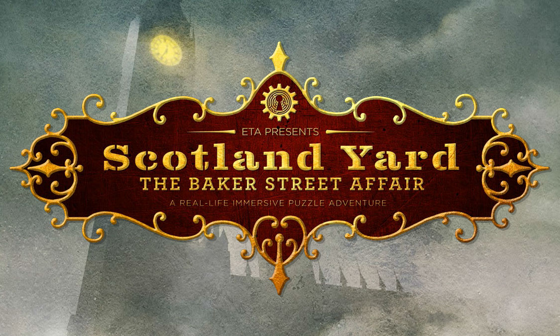 Scotland Yard - The Baker Street Affair